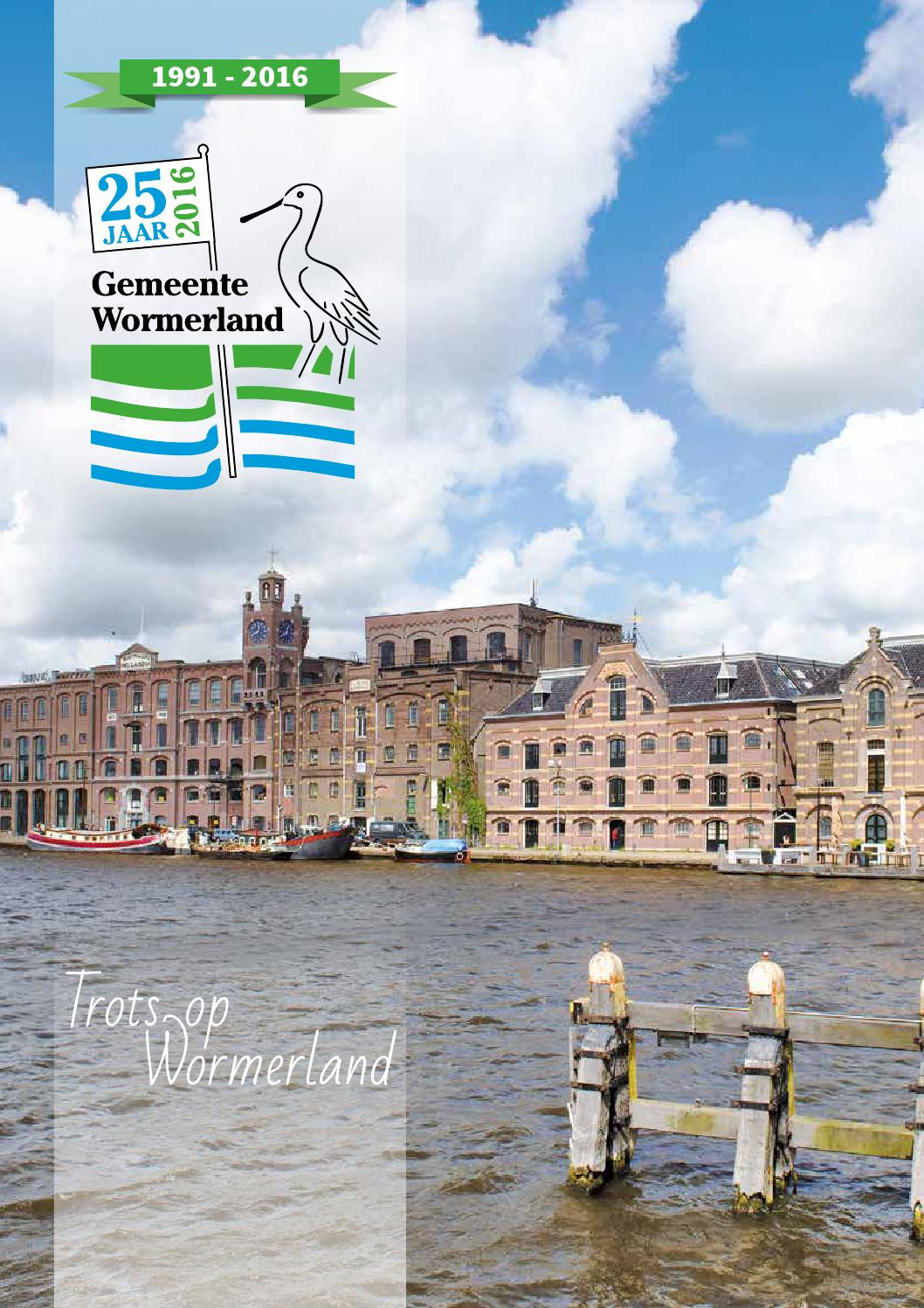 Zwembad T Zwet Wormer Trots Op Wormerland By Akse Media Bv Issuu