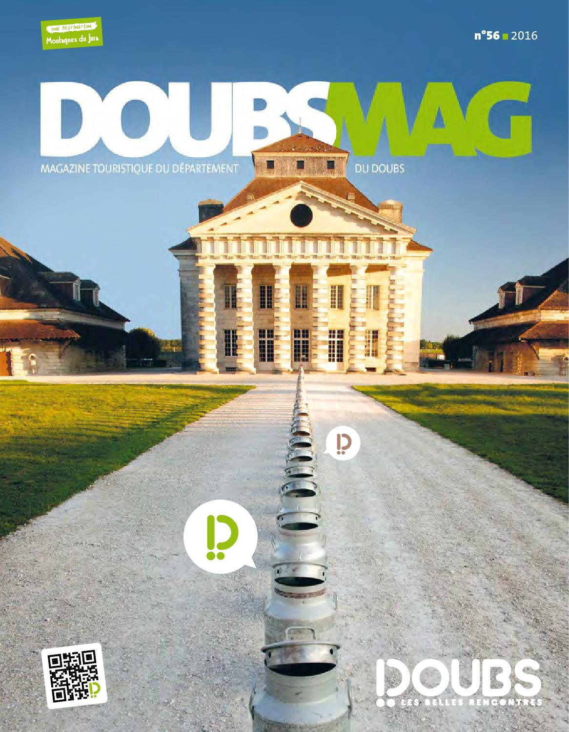 Isolation Exterieur Doubs Doubs Mag N56 2016