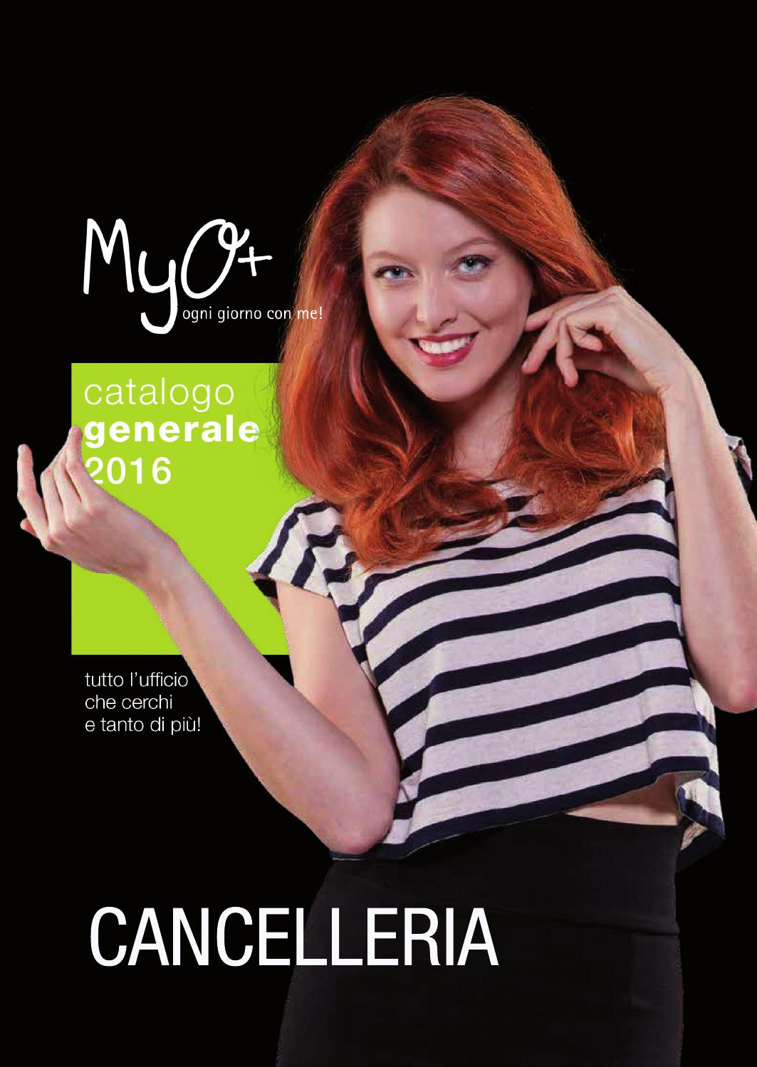 Catalogo Cancelleria Catalogo Myo 2016 Gt Cancelleria By Myo S P A Issuu