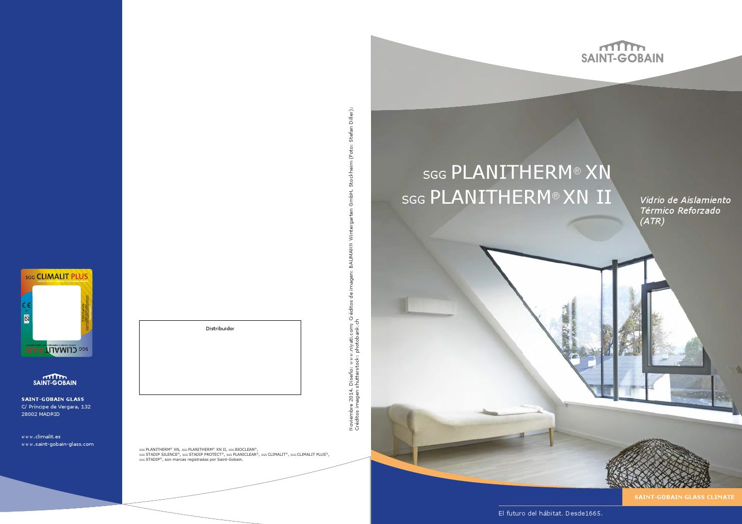 Climalit Plus Silence Sgg Planitherm Xn By Aluminiosdelsur Issuu