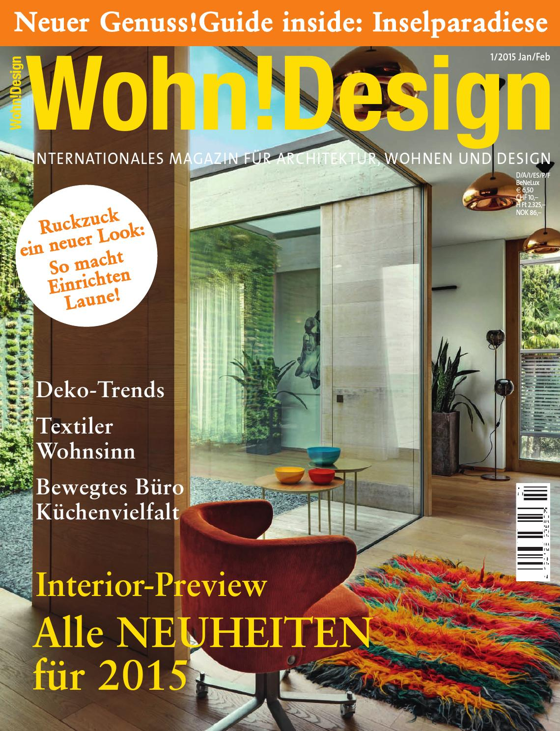 Deko Wehner Bad Homburg Wohn Design 1 2015