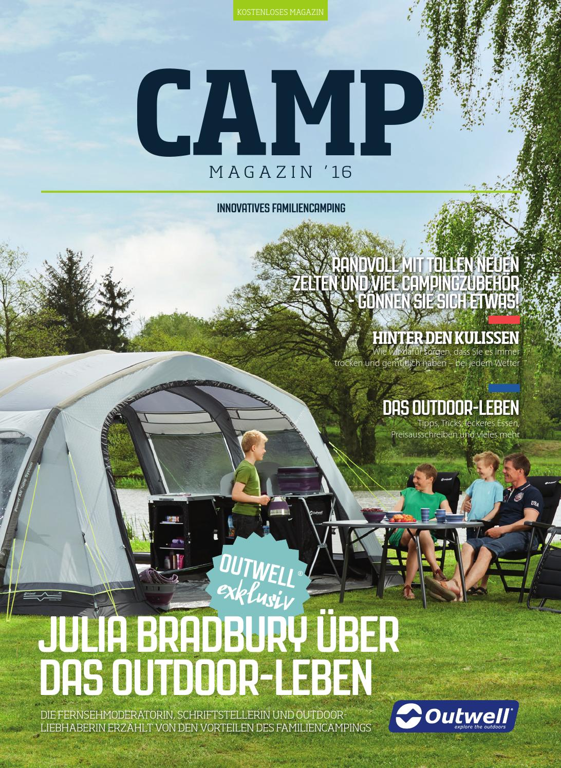 Outwell Outdoor Küche Outwell Camp Magazine 2016 By Oase Outdoors Issuu