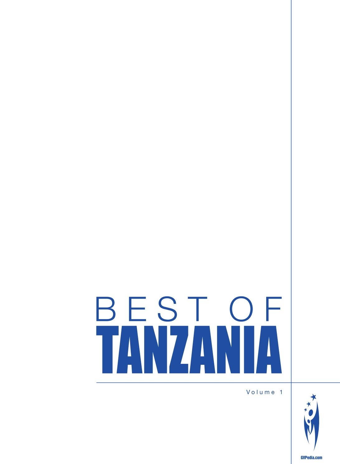 Wholesale Suppliers In Tanzania Best Of Tanzania Volume 1 By Sven Boermeester Issuu