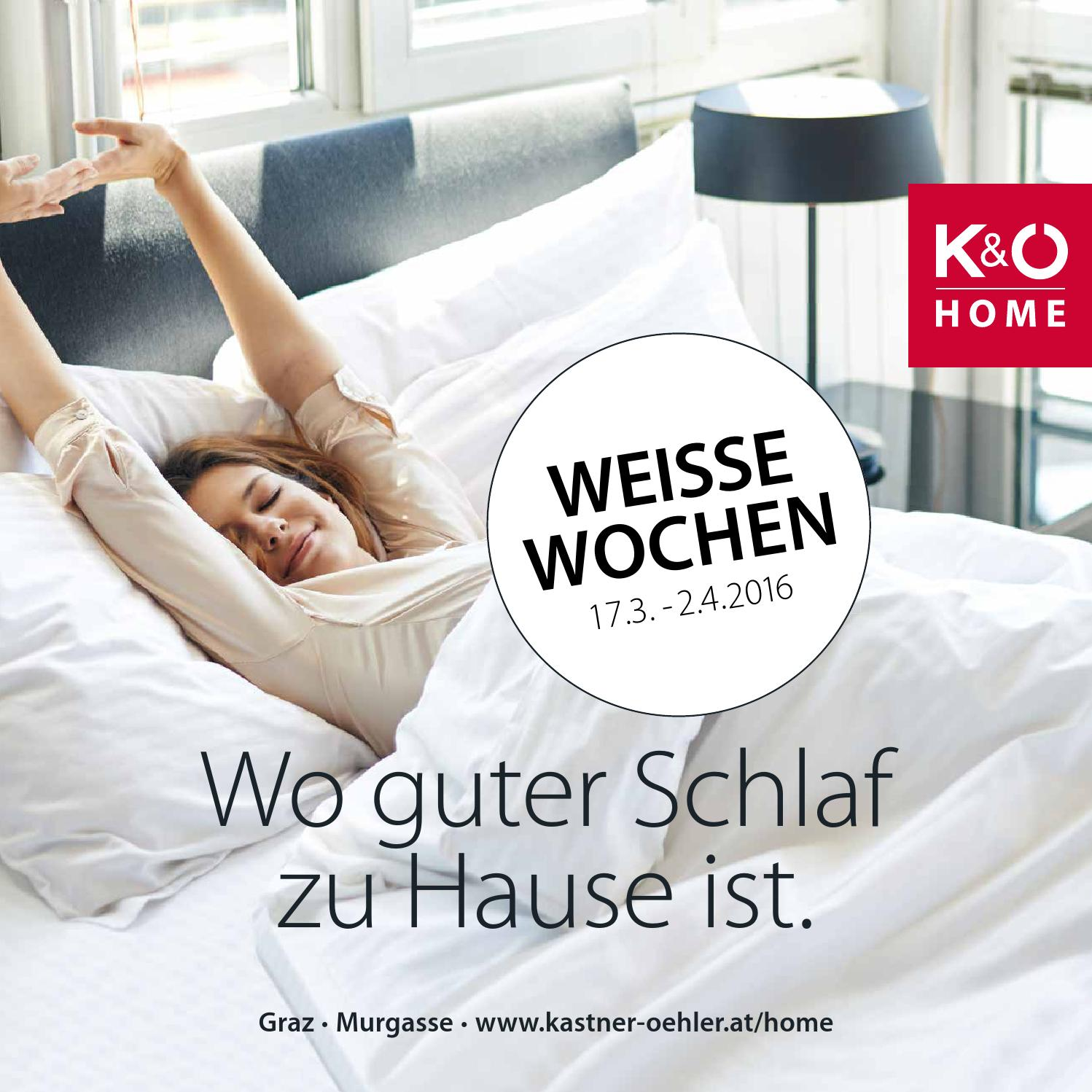 Billerbeck Baumwoll-decke Wash Cotton Uno Home Weiße Wochen Ss16 By Kastner Öhler Issuu