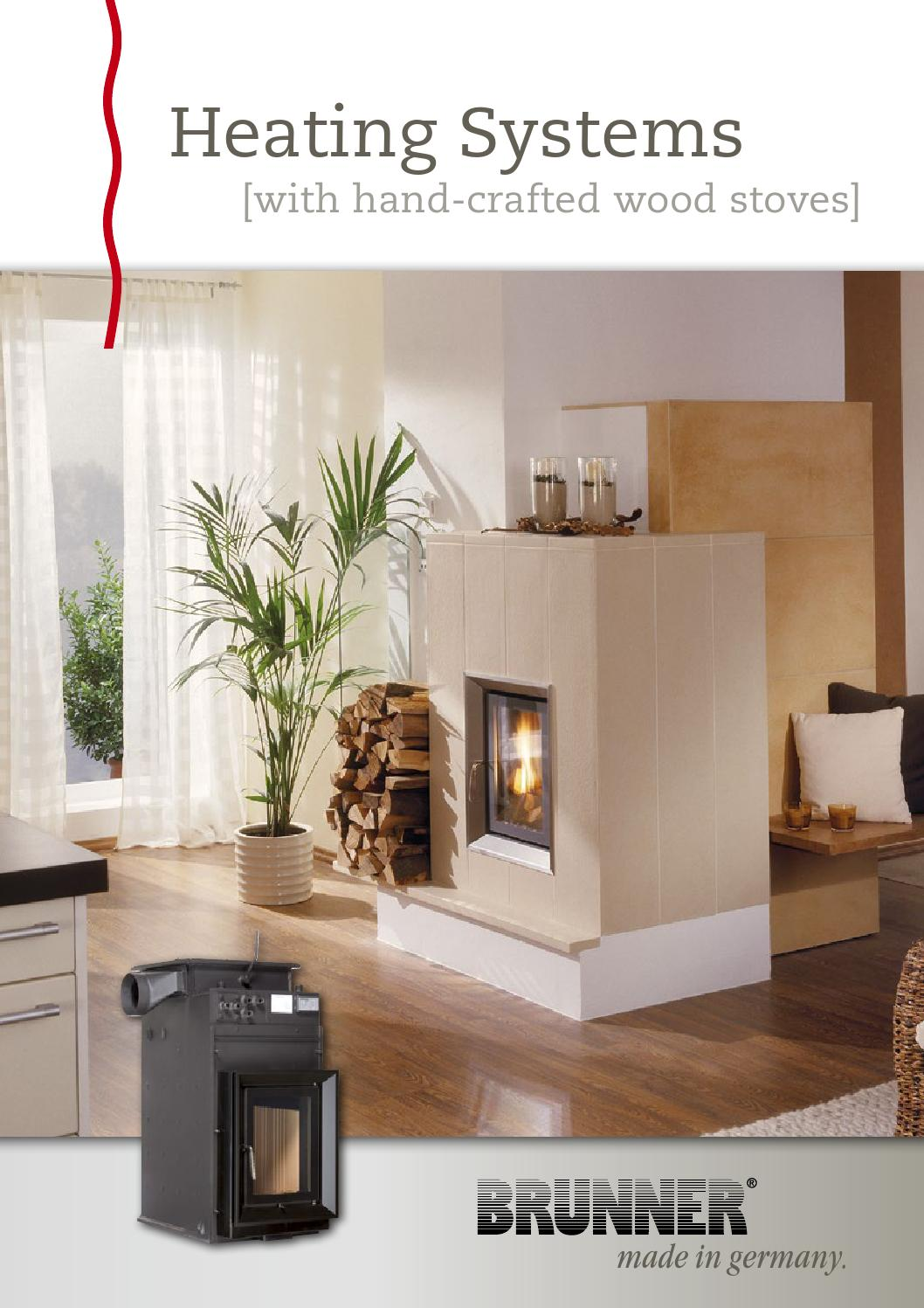 Brunner Kamin Kessel Brunner Heating Systems En By Evanto Media Ag Issuu