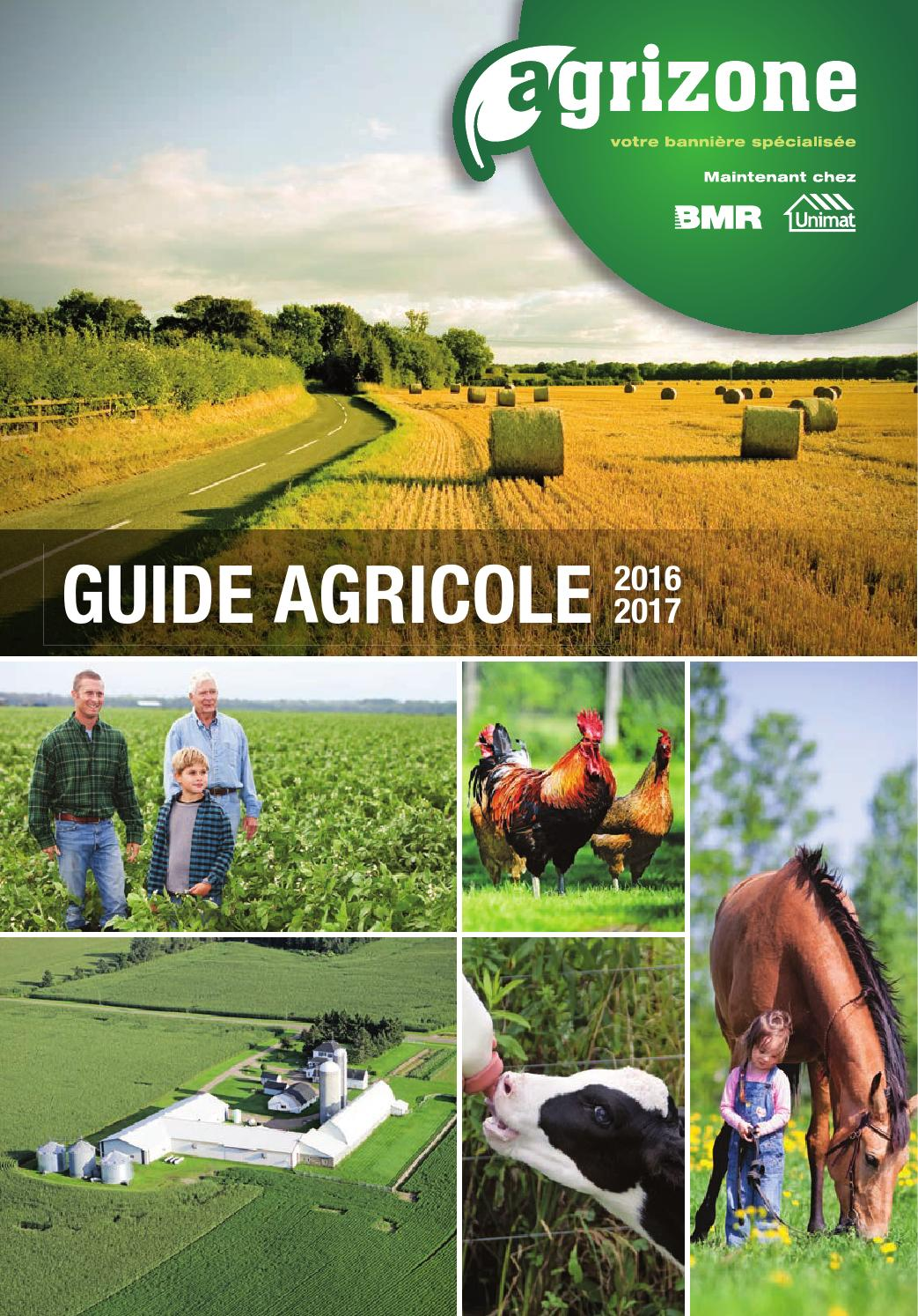 Lumiere Exterieur Bmr Guide Agricole 2016 2017 By Groupe Bmr Issuu