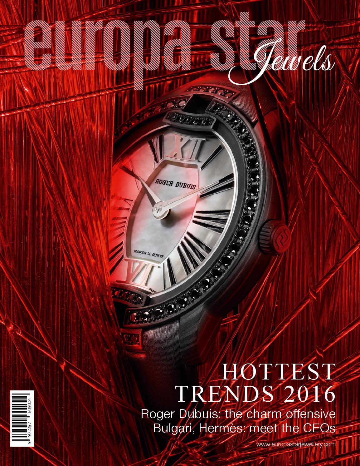 Prix Maison Igc Forum Europa Star Jewels Spring Issue 2016