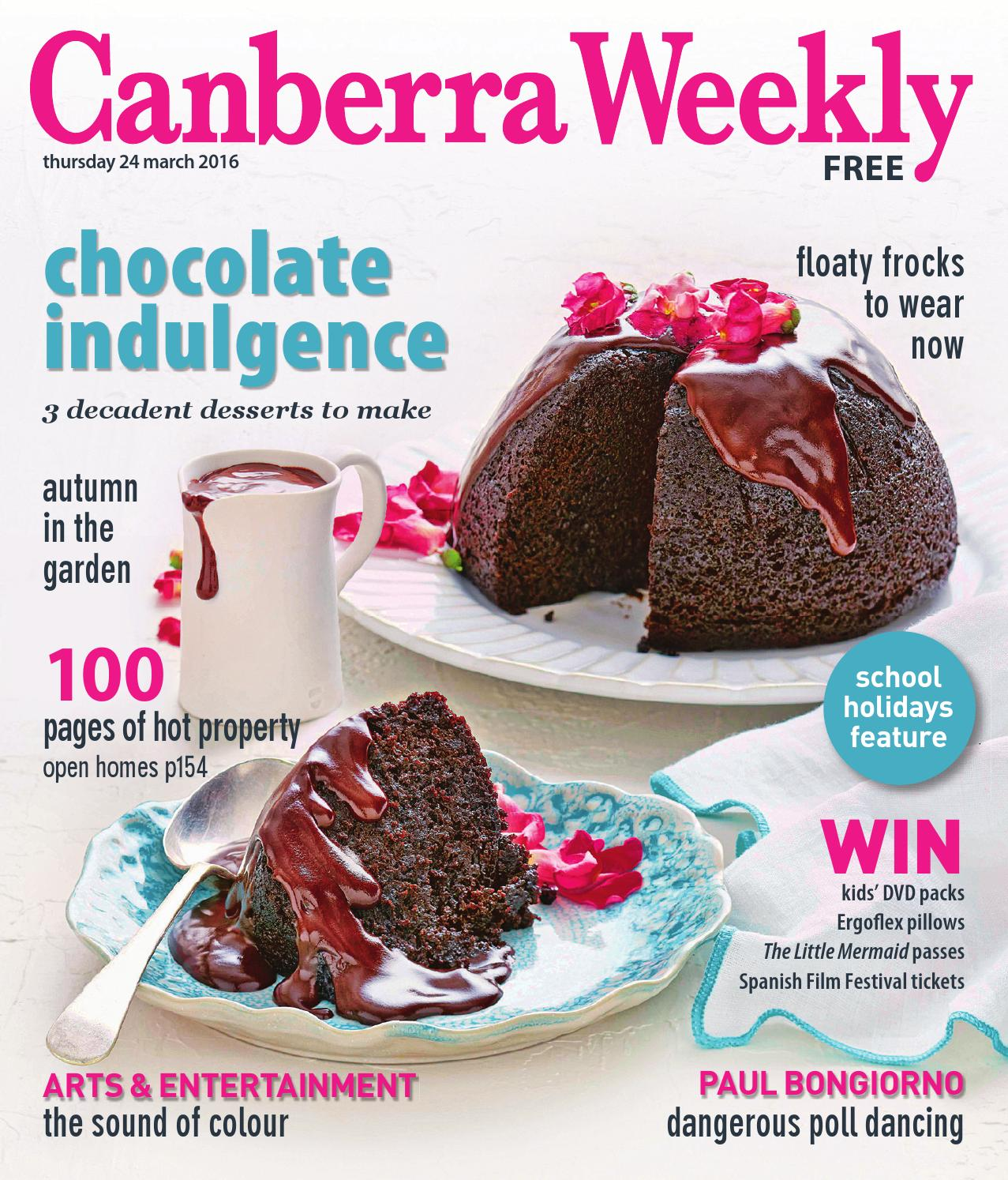Küchen In U Form Bilder 24 March 2016 By Canberra Weekly Magazine Issuu