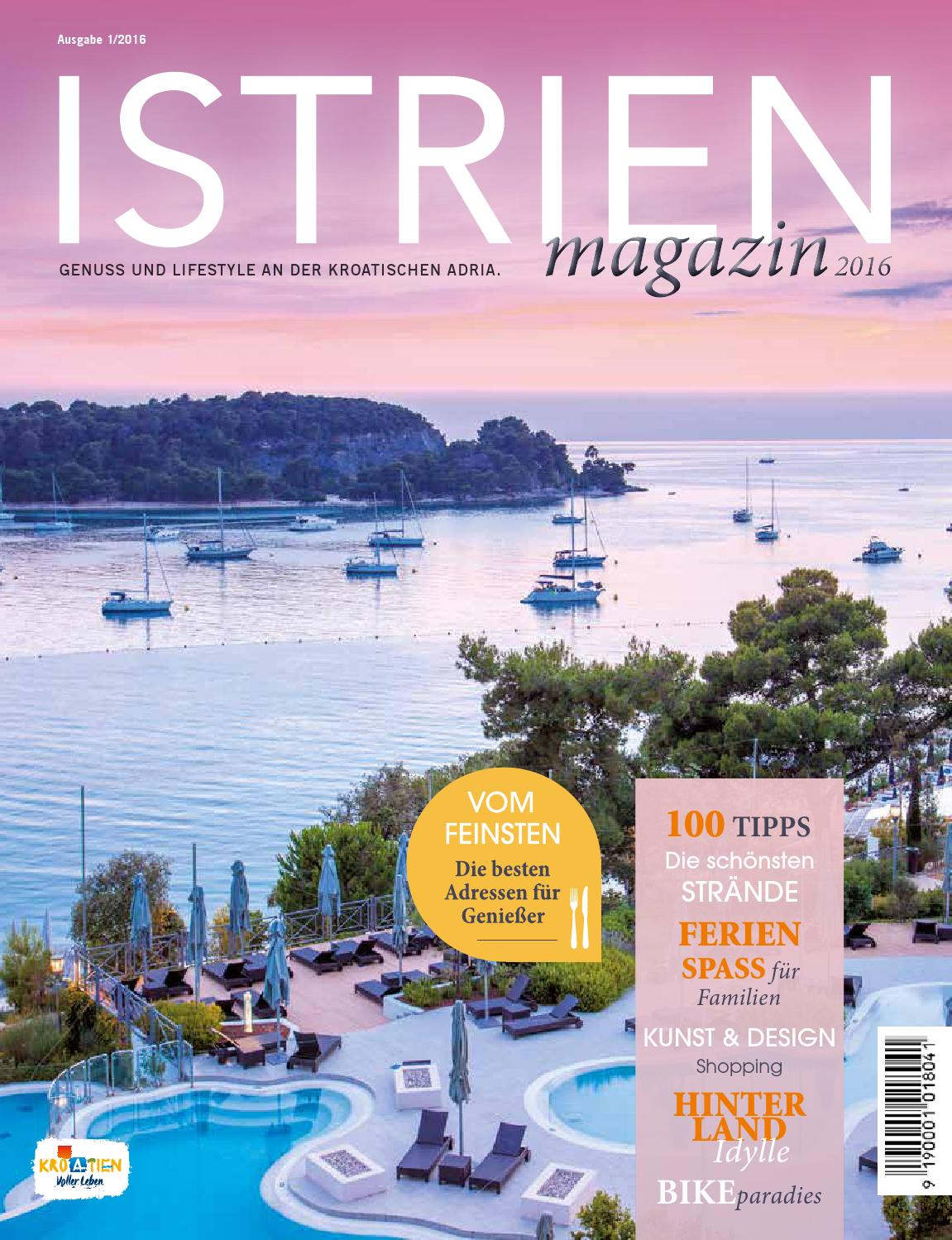 Ferienhaus Istrien Mit Pool Novasol Istrien Magazine 2016 By Bookletia Issuu