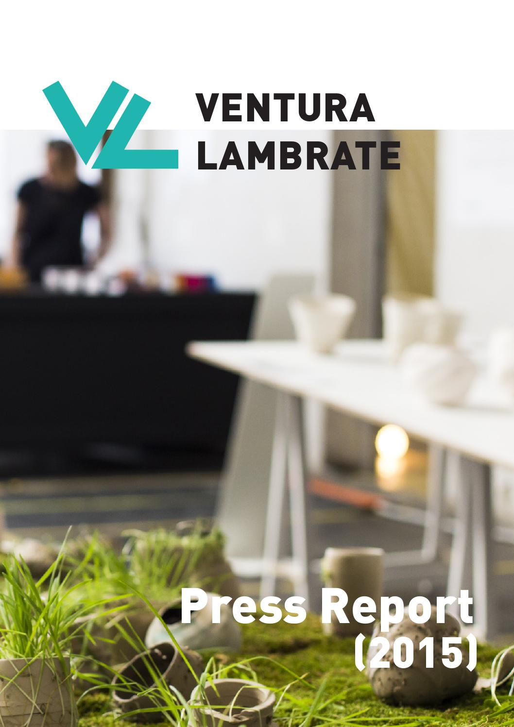 Leeslampje Kind Ventura Lambrate Press Report 2015 By Ventura Projects Issuu