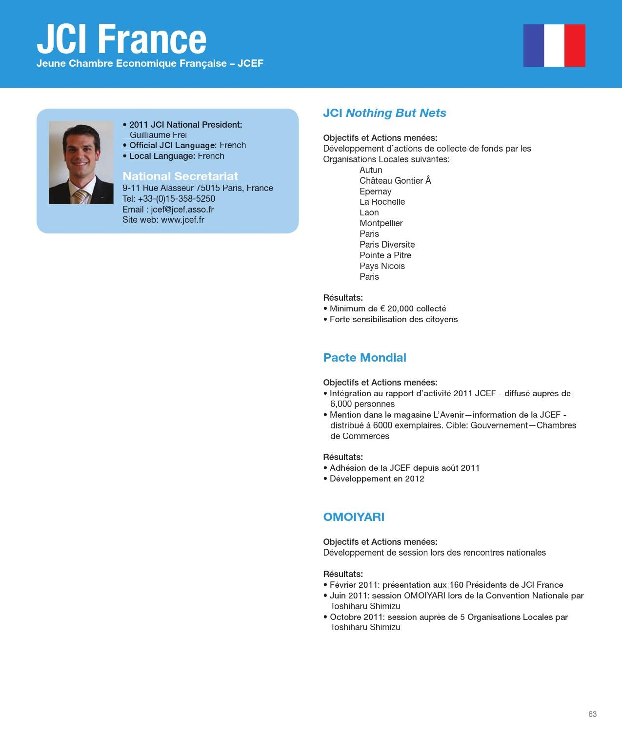 2011 Jci Annual Report By Junior Chamber International Issuu