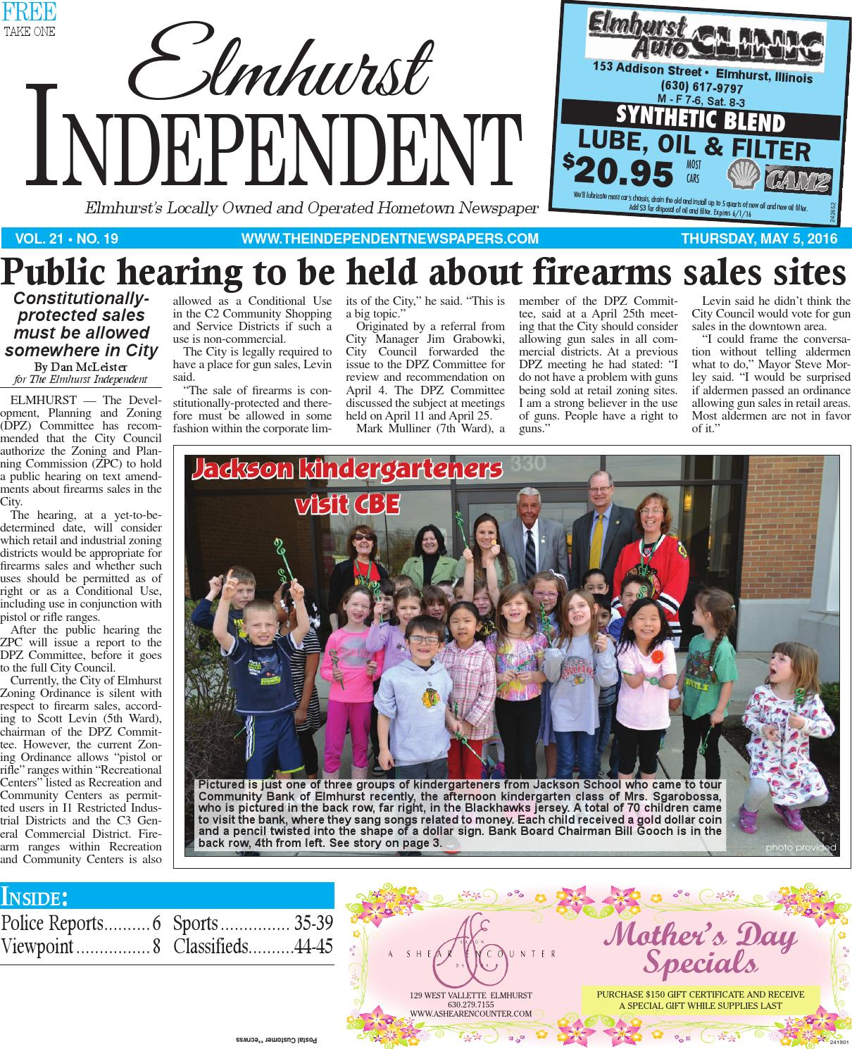 Ei 5 5 16 By Southern Lakes Newspapers Rock Valley Publishing Issuu