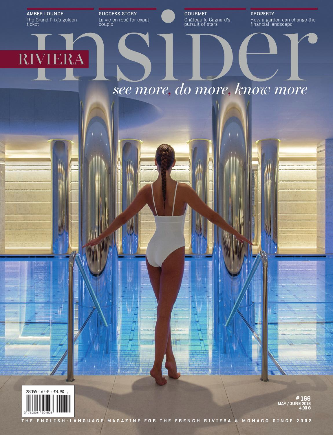 Euromaster Salon De Provence Riviera Insider May 2016 By Riviera Press Issuu