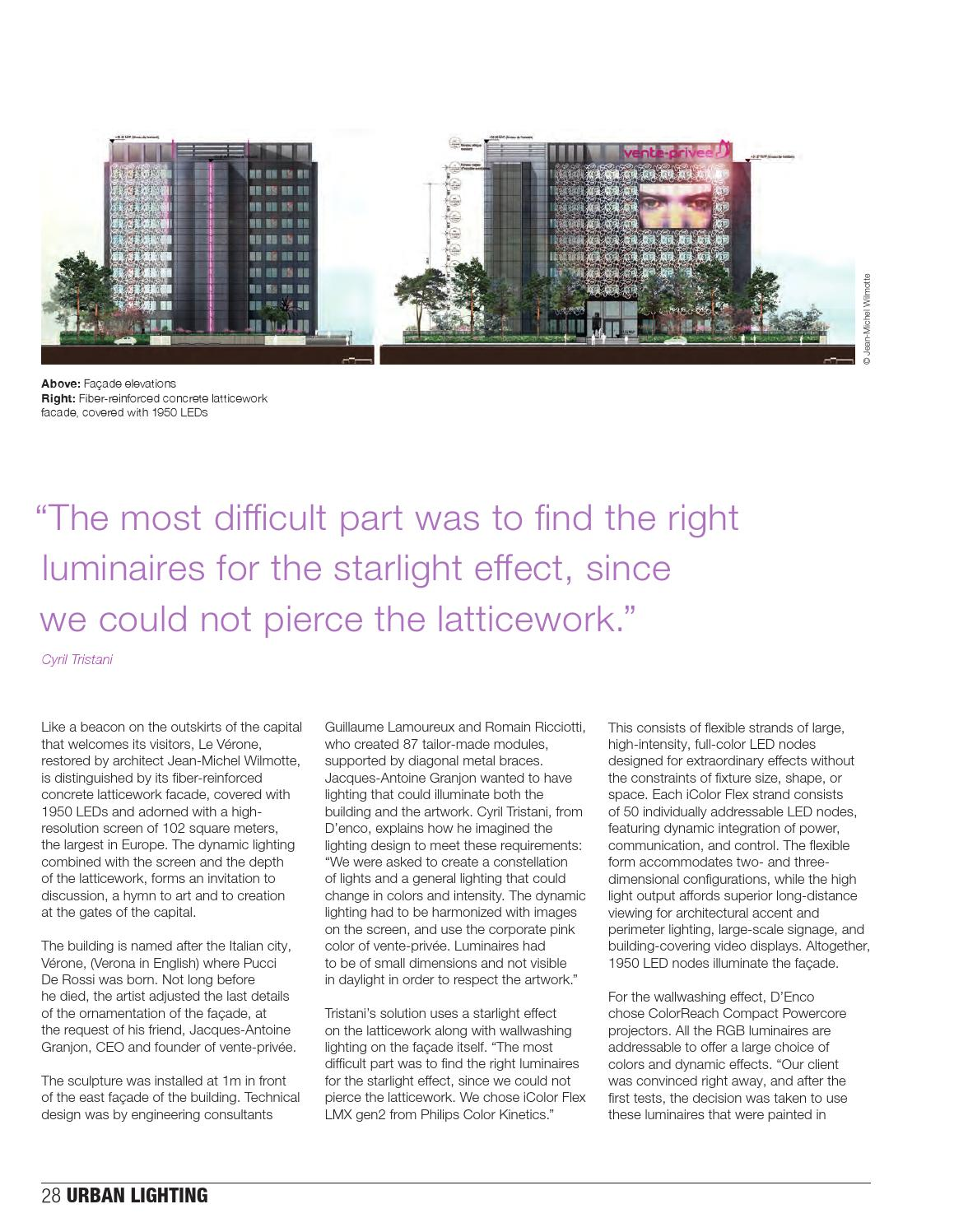 Luminous 17 Advanced Lighting Design By Luminous International Lighting Magazine Issuu