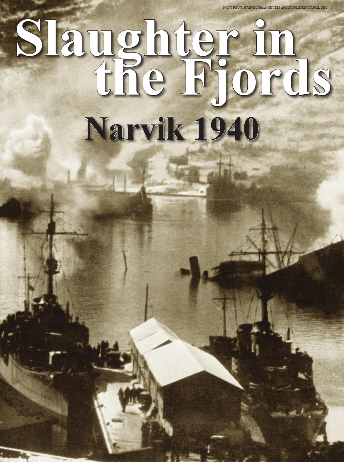 Battle Of Bjerkvik 201004 Narvik 1940 Supplement