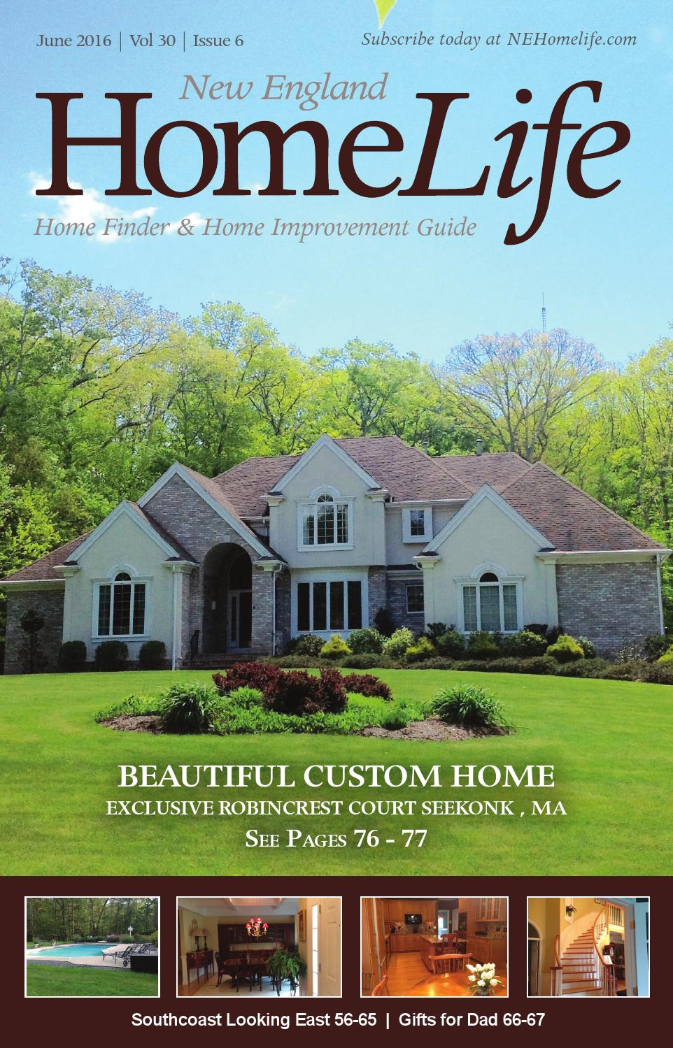 Limas Garage East Taunton Ma June 2016 By New England Homelife Issuu