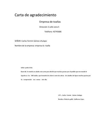 Albun de cartas ruben archila by Rubén archila - issuu