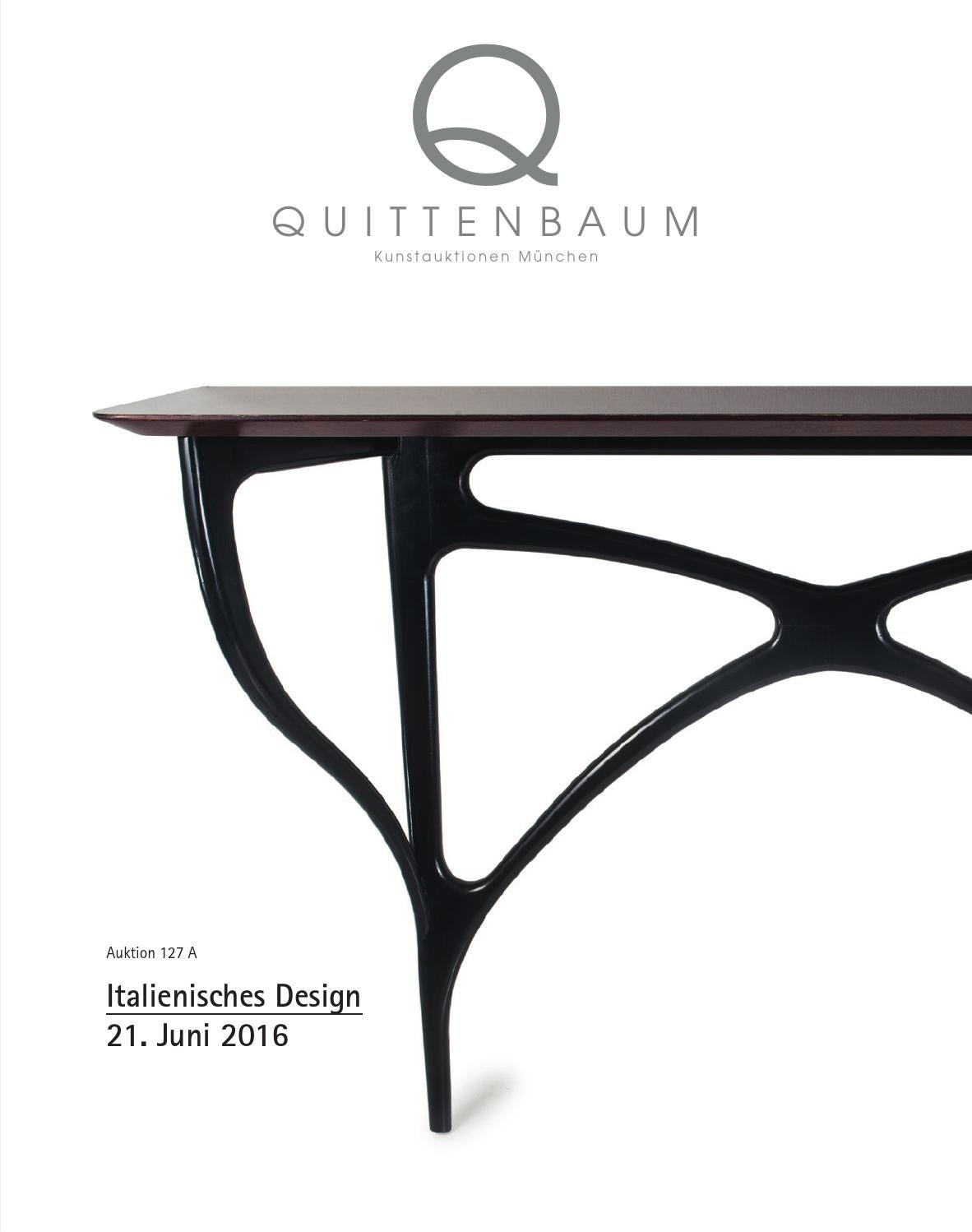 Saporiti Italia Designer Sessel Auction 127 A Italian Design Quittenbaum Art Auctions By