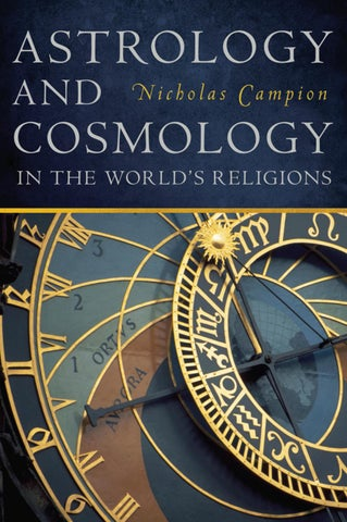 Astrology and Cosmology by Soul Shine - issuu