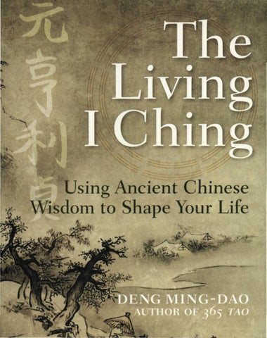 The Living I Ching by Soul Shine - issuu