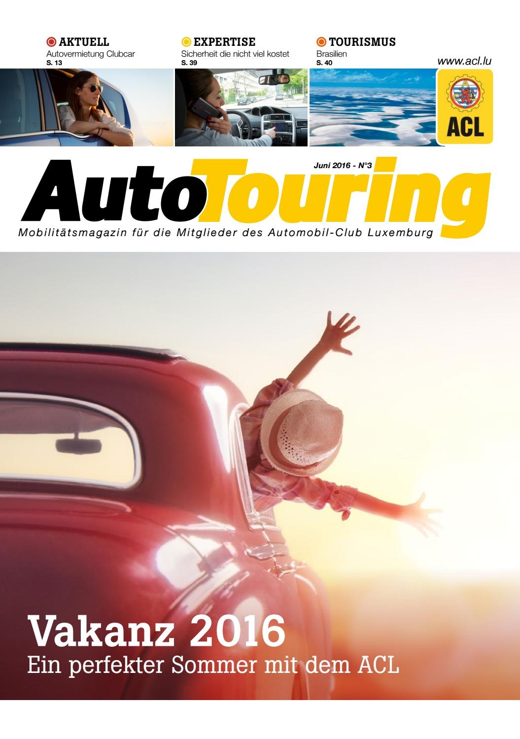 Holz Kaufen Luxemburg Autotouring Juni 2016 By Acl Issuu