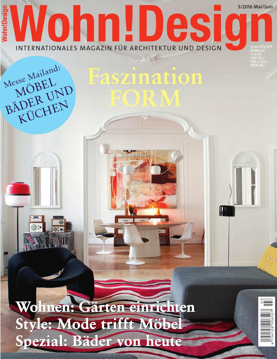 Badgestaltung Eisenach Wohn Design 3 2016 By Wohn Design Issuu