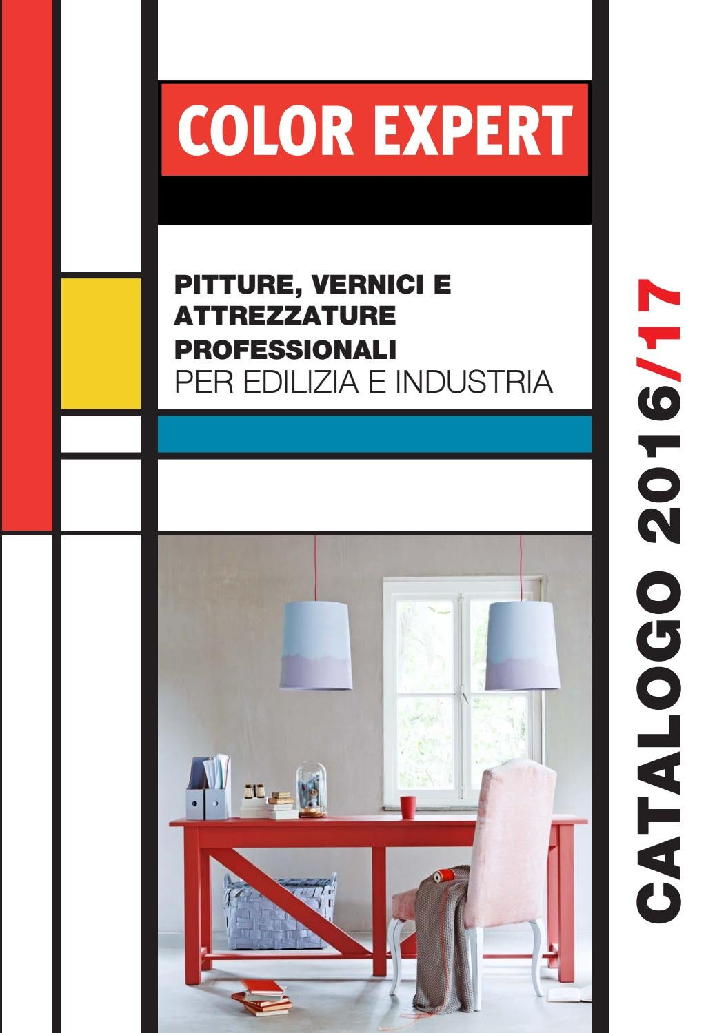 Pittura Termica Toscano Catalogo Color Expert 2016
