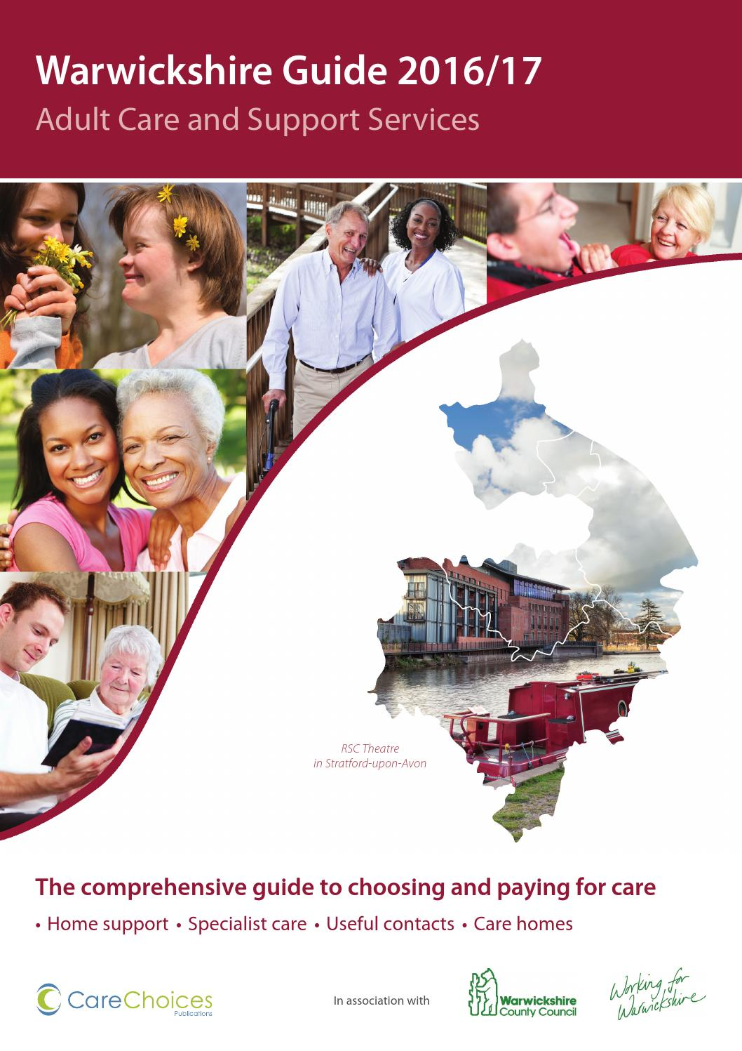 Warwickshire guide 2016 17 adult care and support services by care choices ltd issuu