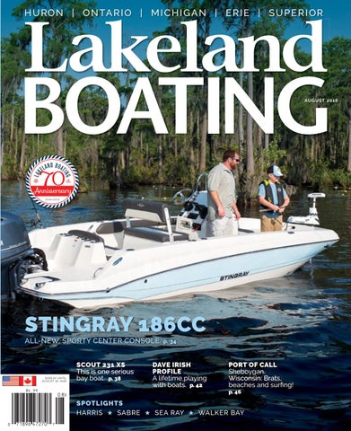 August 2016 by Lakeland Boating Magazine - issuu