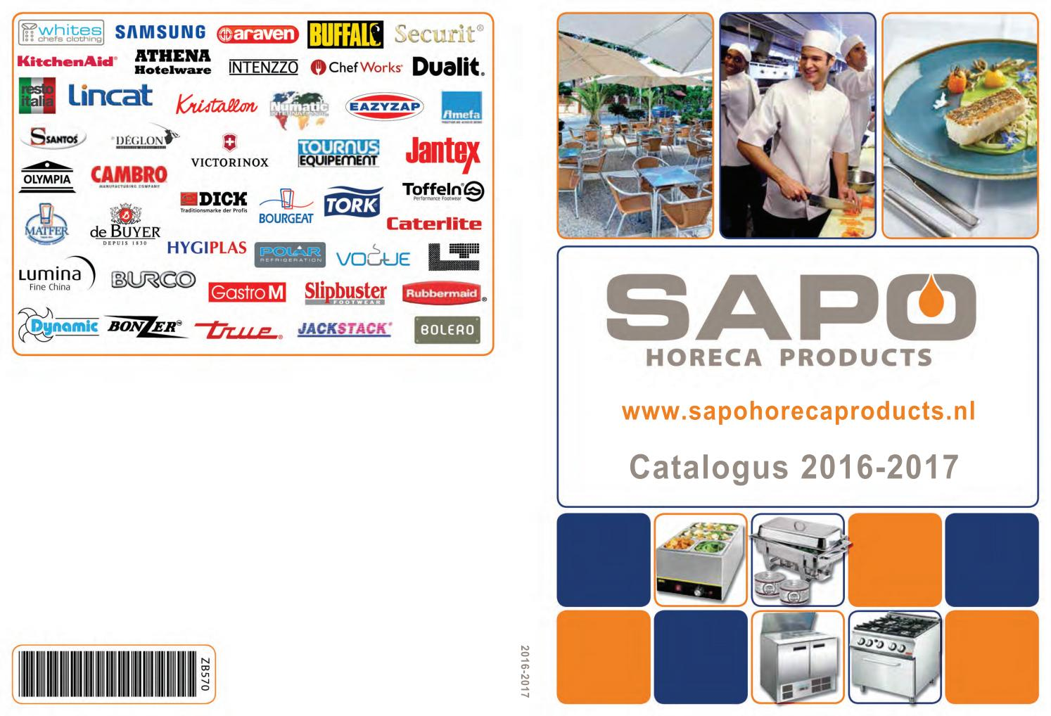 Douchemat Action Catalogus 2016 Sapo Horeca Products Gastro By Sapoproducts Issuu