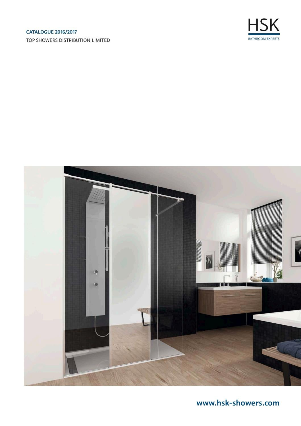 Hsk Softcube Hsk Showers By Morris And Turner Issuu