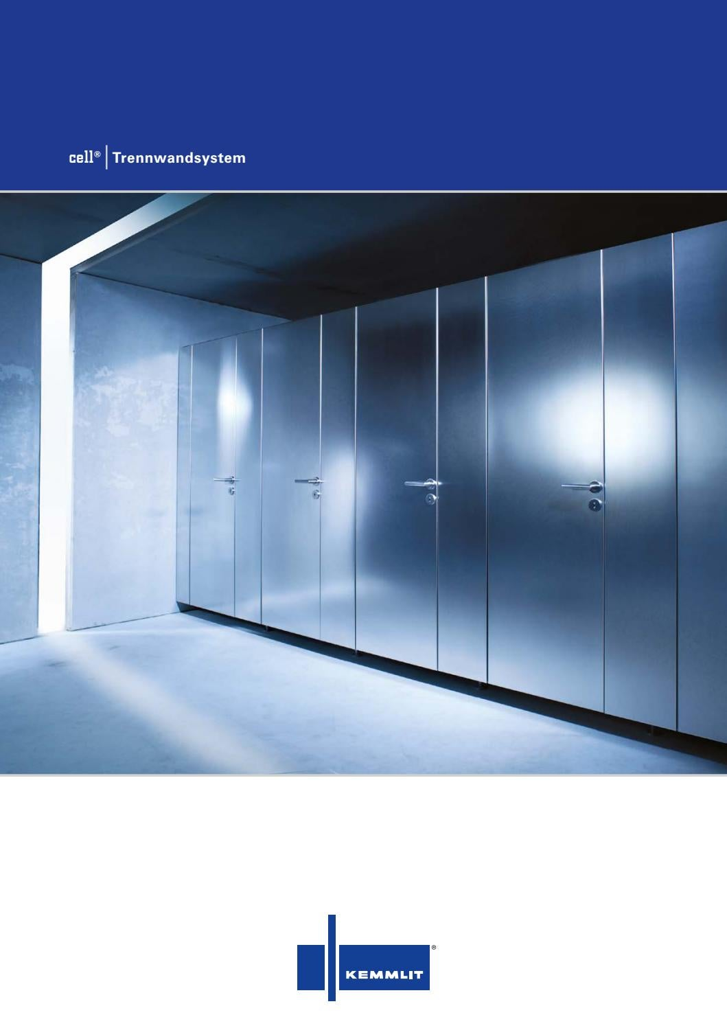 Wc Trennwände Wandanschluss Trennwand Cell By Marat Consulting Company Issuu