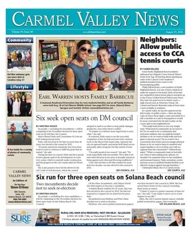 Carmel valley news 08 25 16 by MainStreet Media - issuu