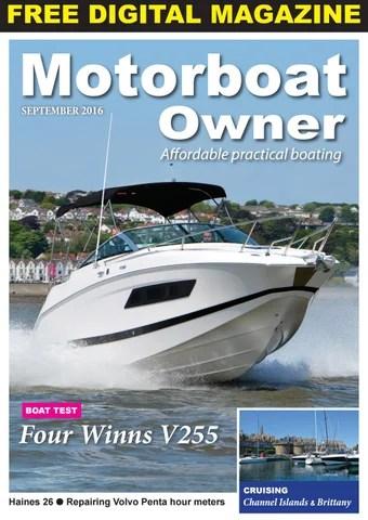 Motorboat Owner September 2016 by Digital Marine Media Ltd - issuu
