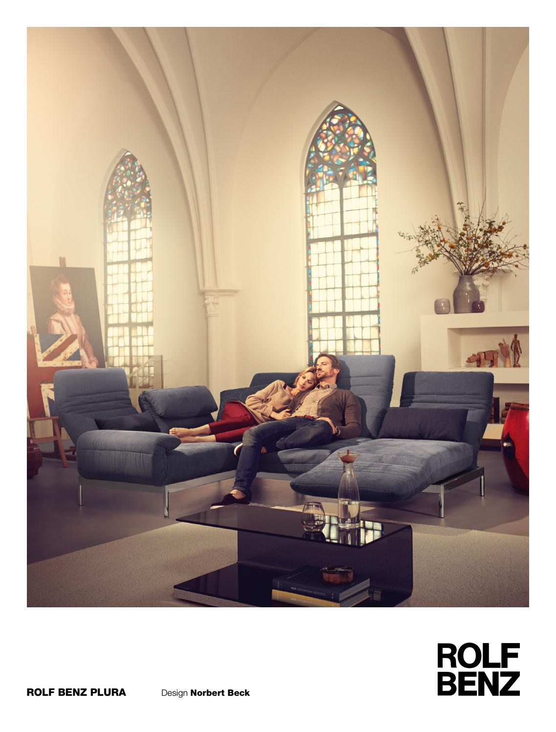 Rolf Benz Sofa 380 Plura Xtra Rolf Benz Plura By Xtra Furniture Issuu