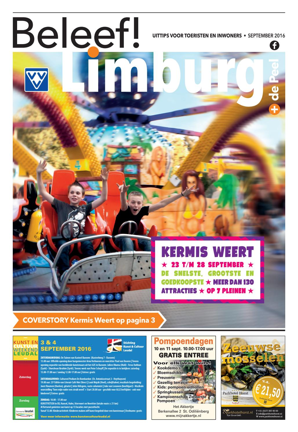 Zwembad Maaseik Entree Beleef Limburg De Peel September 2016 By Vinda Media Issuu