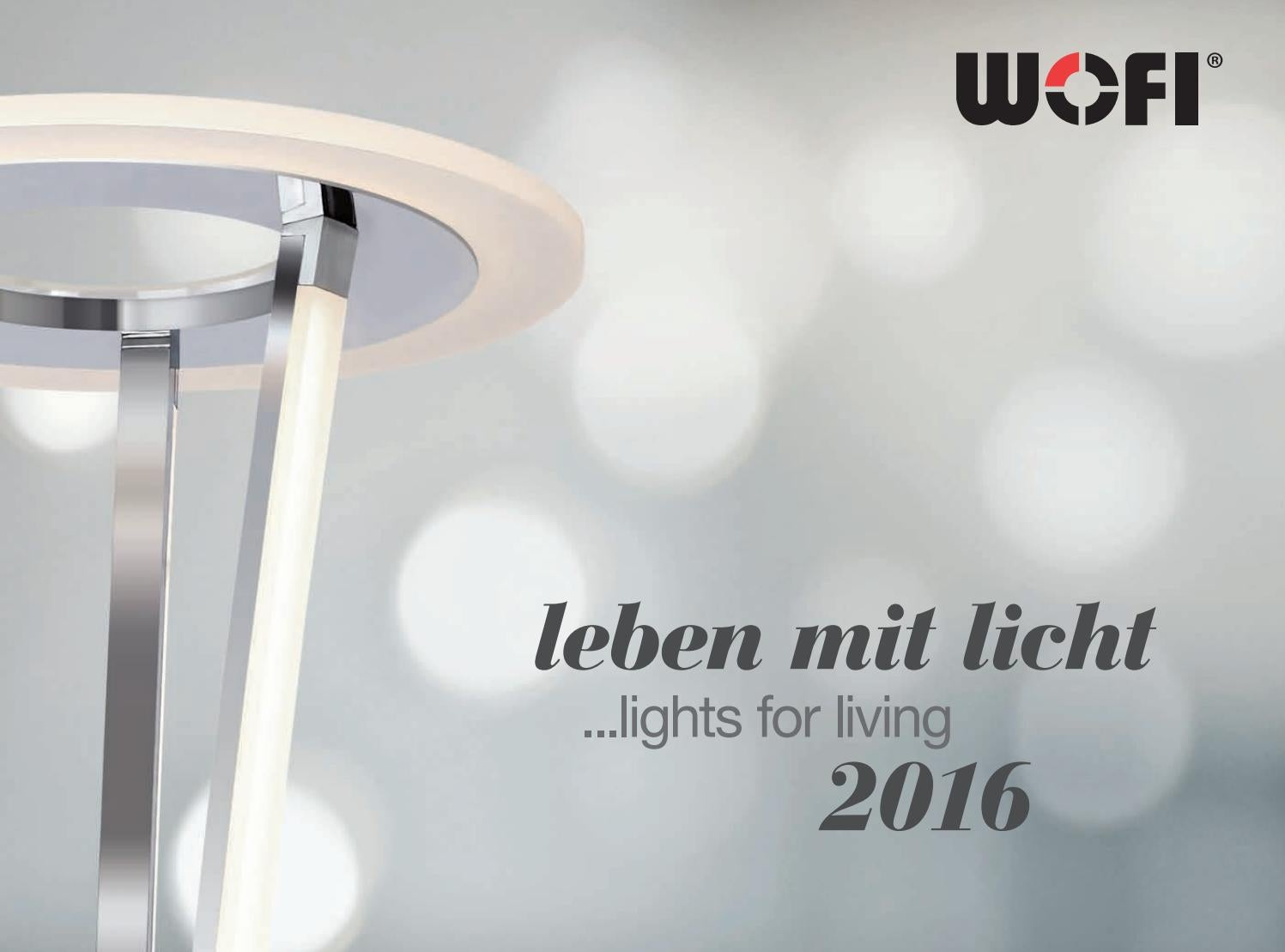Wofi Leuchten Werksverkauf Wofi Catalogue 2016 By Kes Lighting Issuu