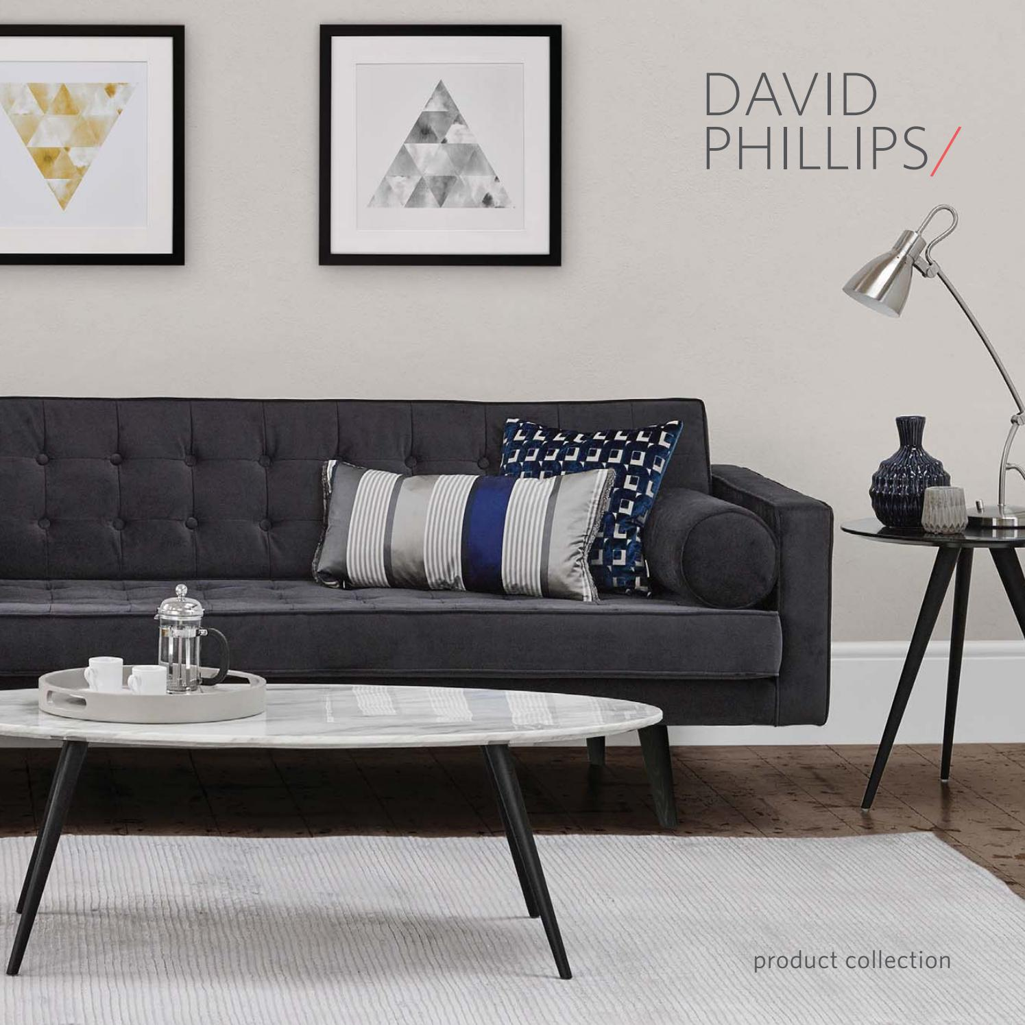 Cleo Möbel David Phillips Product Catalogue 2016 17 By David Phillips