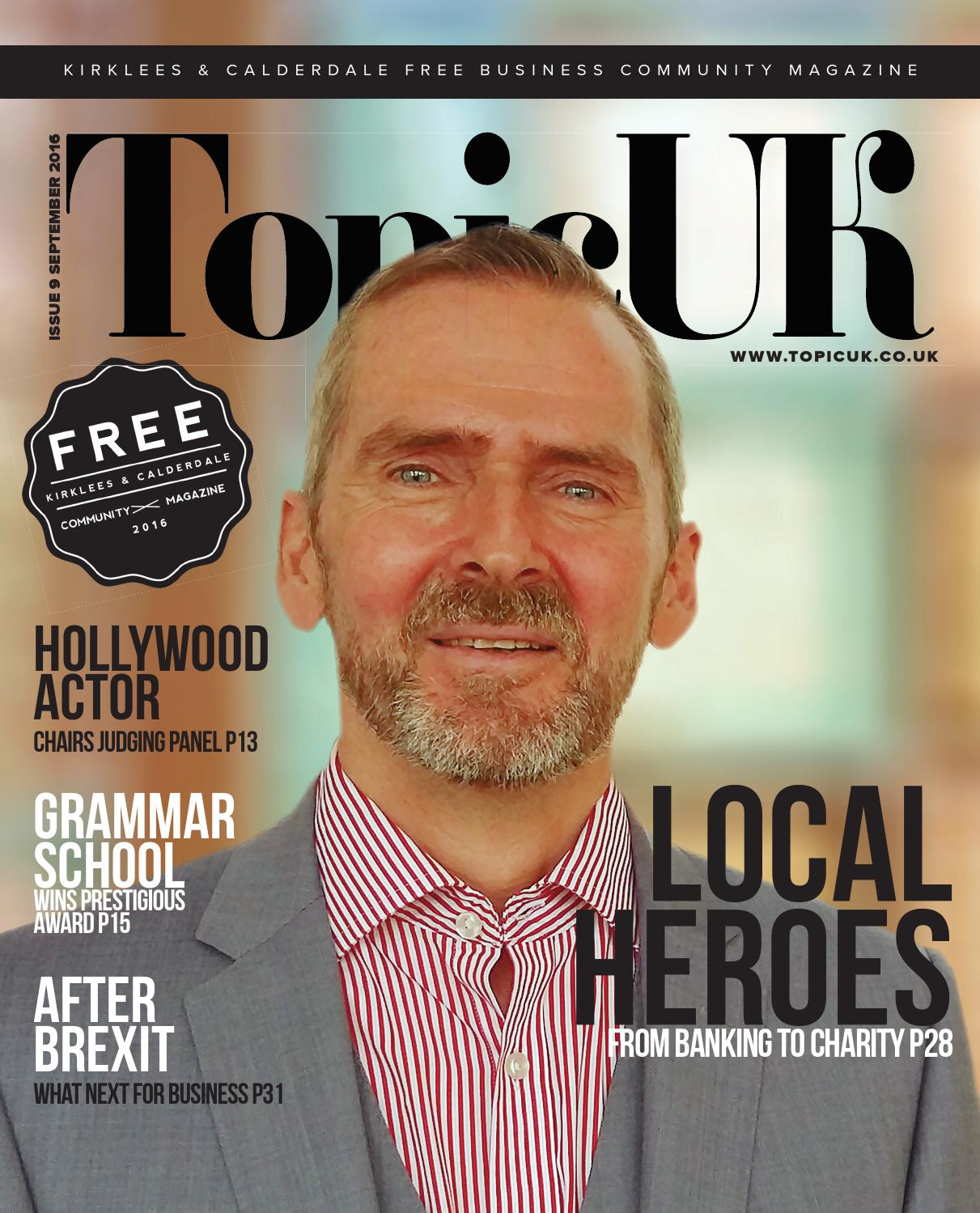 Tom Taylor Our Team Northorpe Hall Child And Family Trust Topicuk K C Sept 52pp By Topicuk Issuu