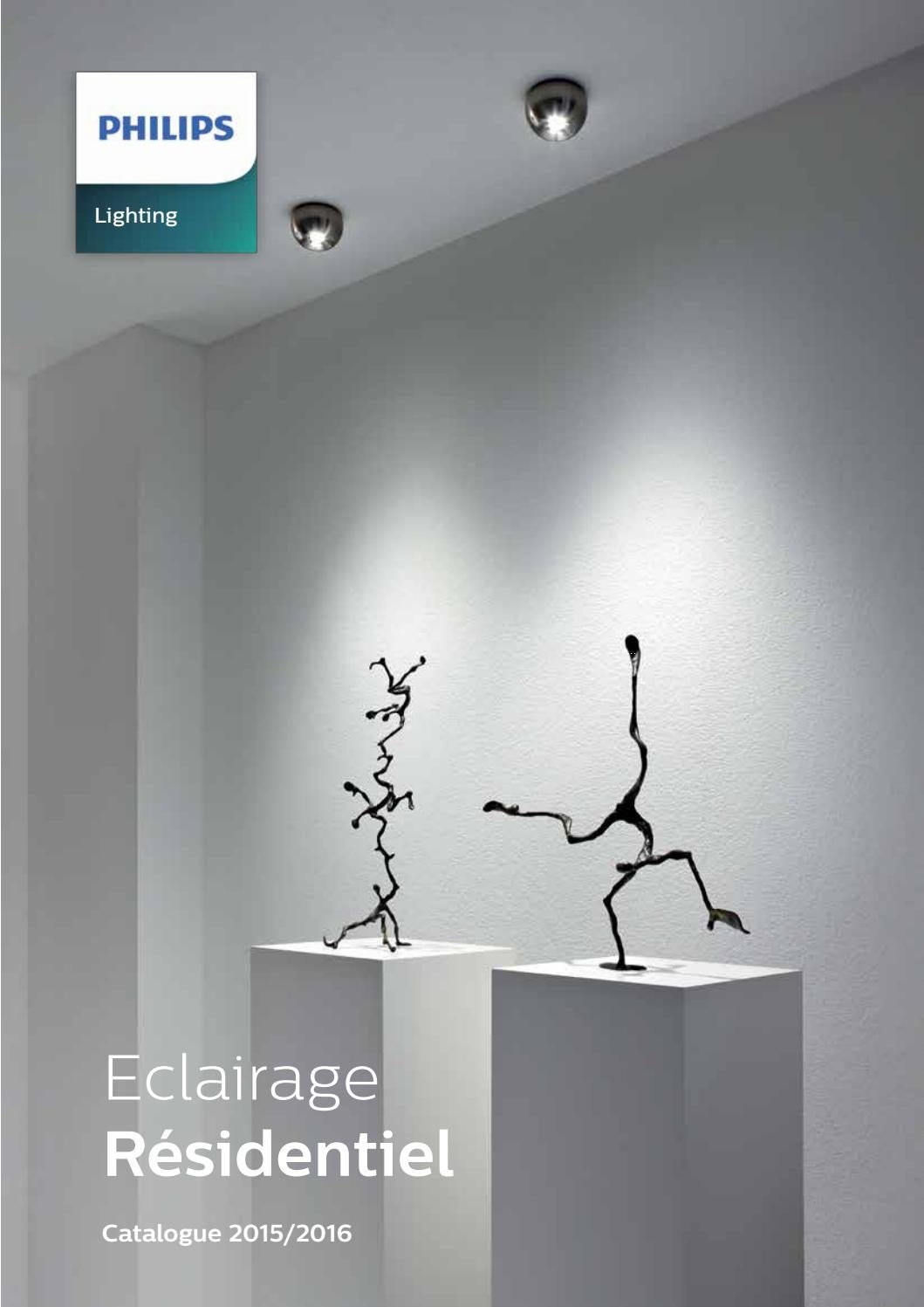 Philips Luminaire Extérieur Applique Murale Hazel Anthracite Philips Residentiel 2016 By Flament Nicolas Issuu