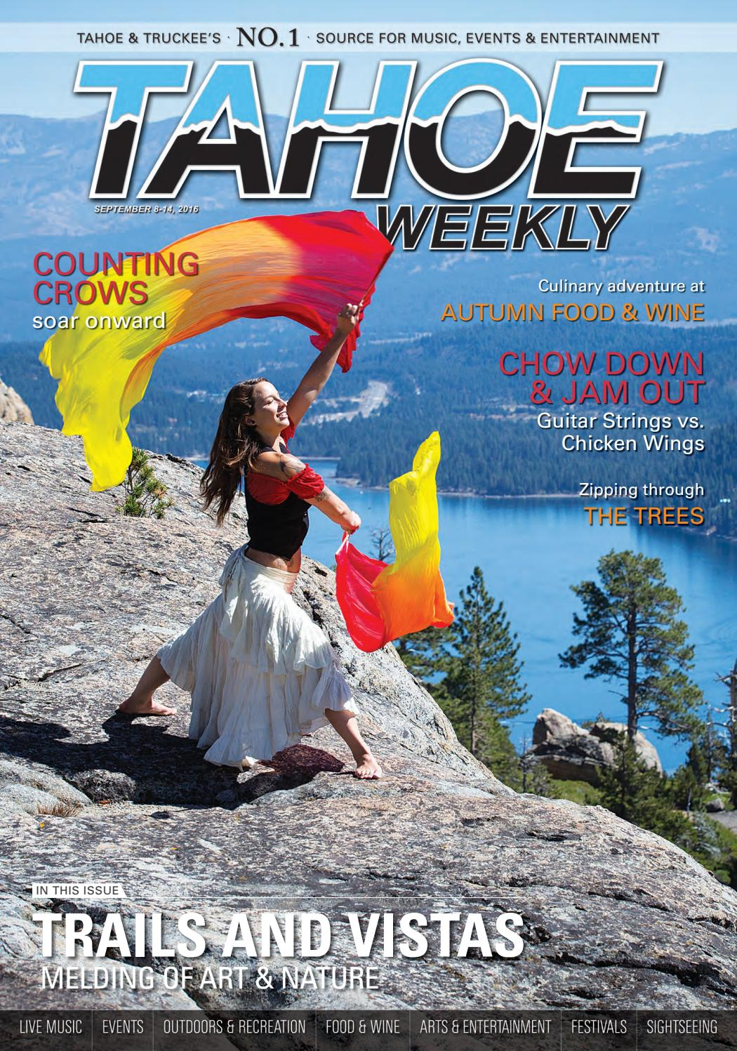 Cucina Restaurant Graeagle Sept 8 14 2016 By Tahoe Weekly Issuu