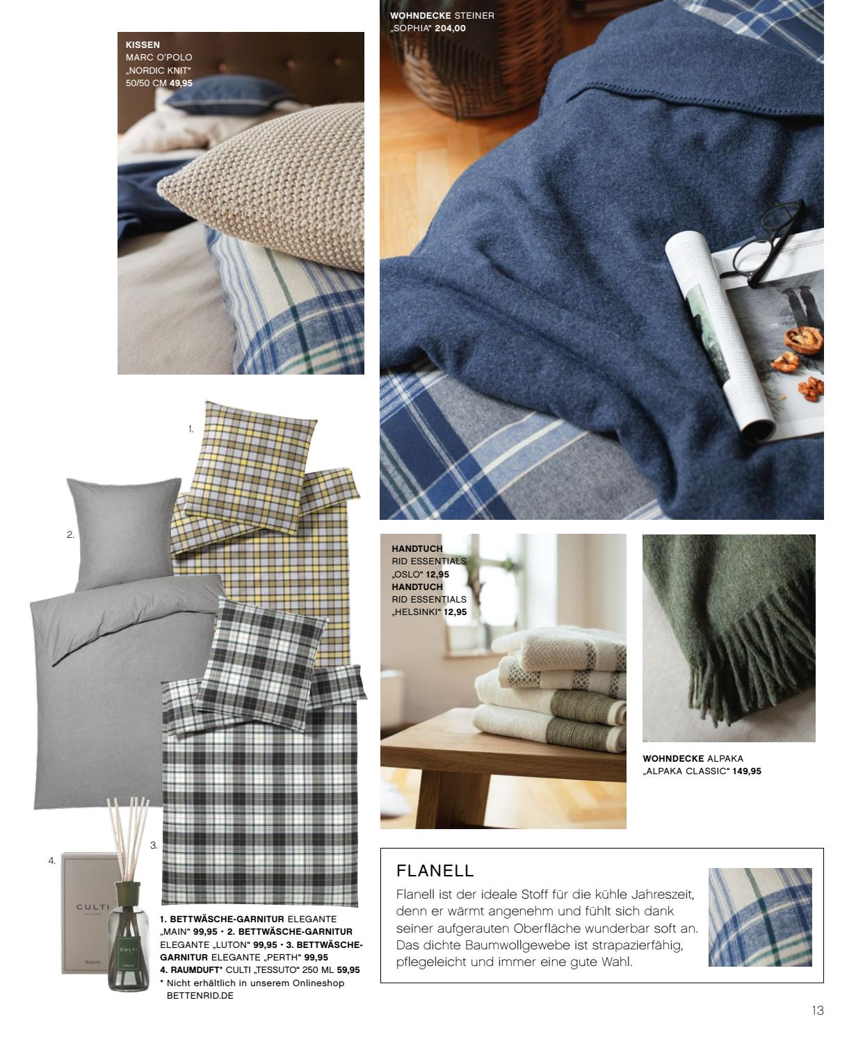 Sleep Living Herbst Winter 2016 Jubiläums Magazin By Bettenrid Gmbh Issuu