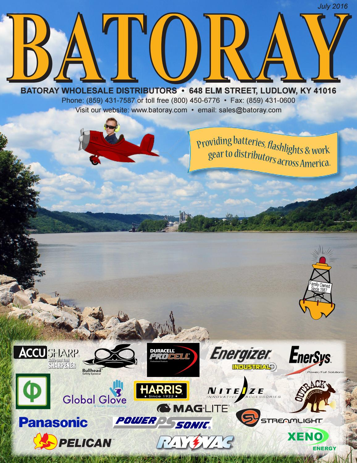 Wholesale Distributors In Ky Batoraycatalog2016 By Batoray Issuu