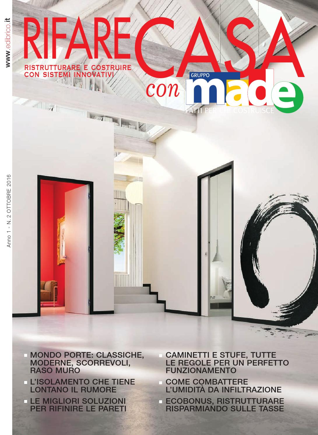 Combattere L Umidità Rifare Con Made 2 By Gruppo Made Issuu