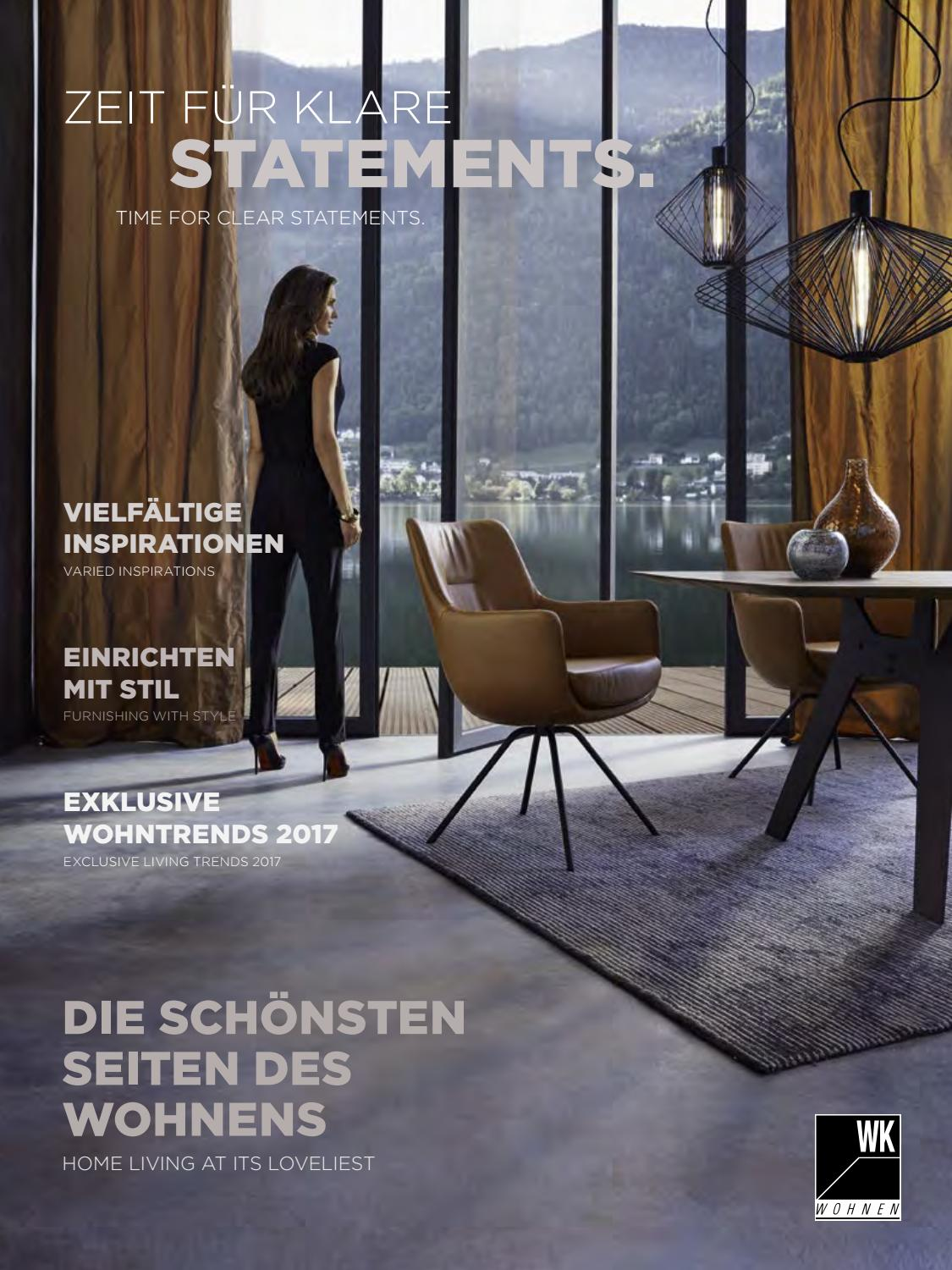 Wk 680 Tipo Sessel Wk Wohnen Journal 2017 By Perspektive Werbeagentur Issuu