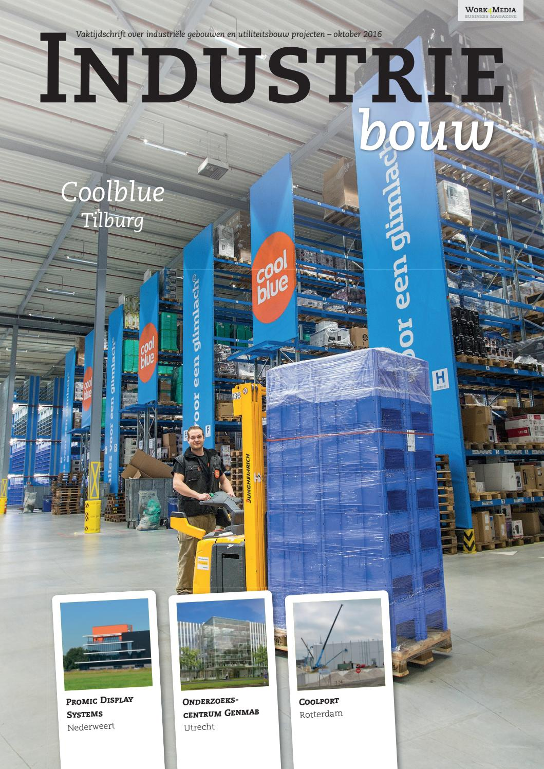 Led Verlichting Coolblue Industriebouw Oktober 2016 By Work4media Issuu