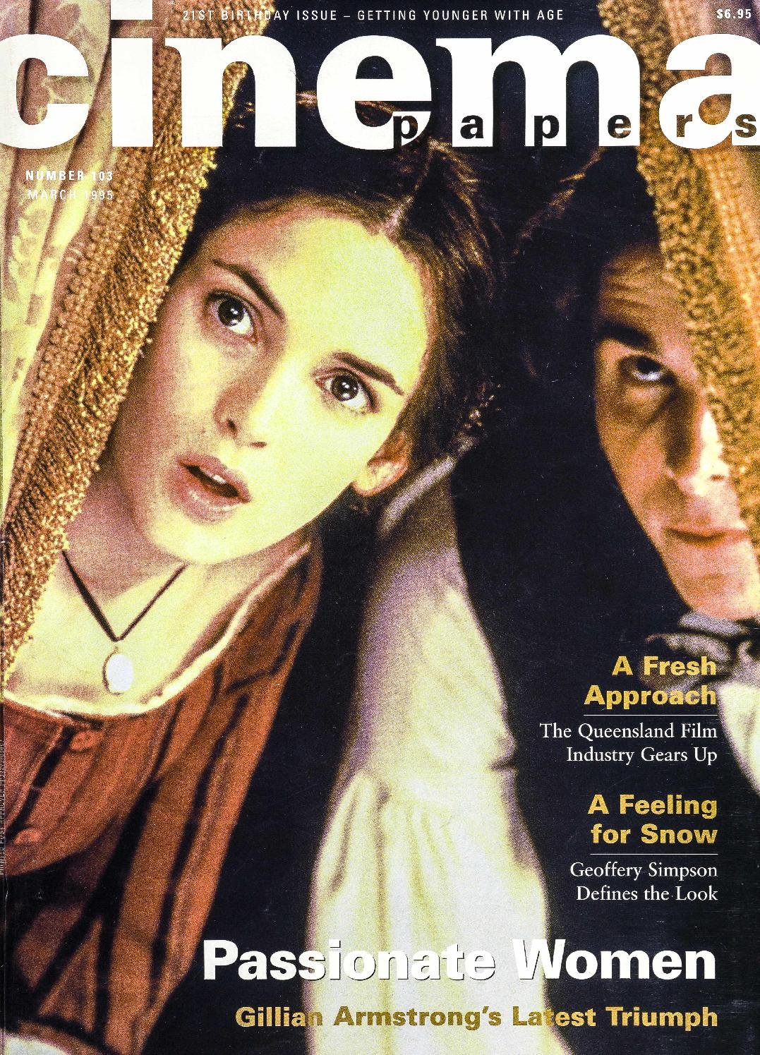 La Chambre Verte Truffaut Streaming Cinema Papers No 103 March 1995 By Uow Library Issuu