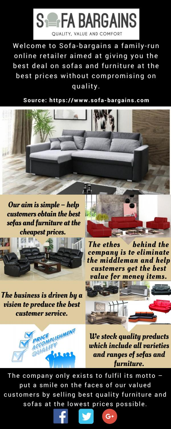 Online Sofa Store Sofa Bargains The Online Sofa Store By Sofa Bargains Issuu