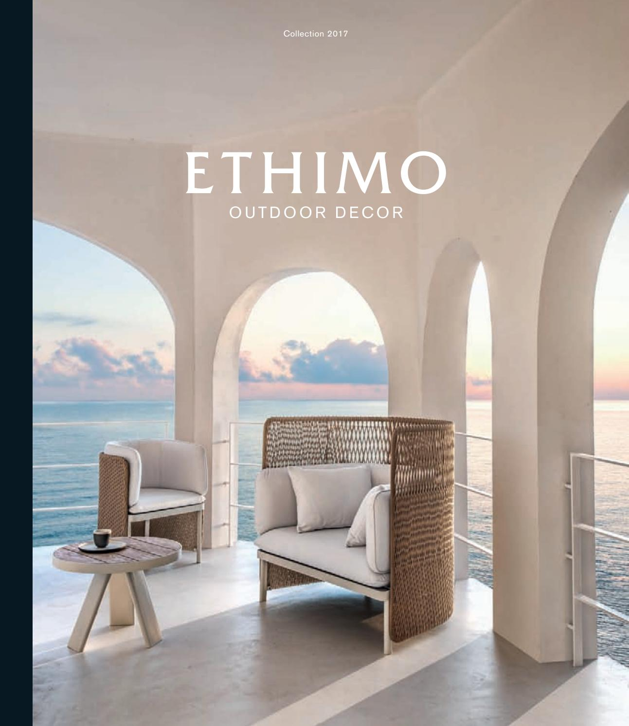 Ethimo Collection 2017 By Ethimo Issuu