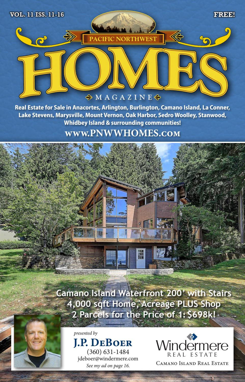 Pacific Nw Homes Skagit Island Snohomish Issue 11 16 By Pacific Nw Homes Issuu